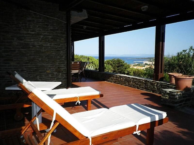 Capo Falcone Holiday Homes